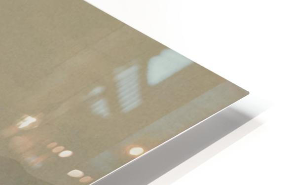 The Bravado HD Sublimation Metal print