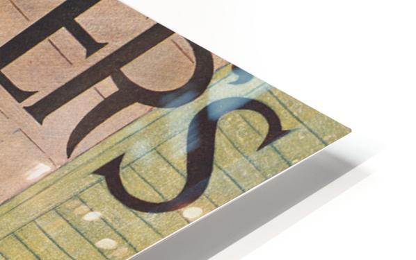 Harper's September HD Sublimation Metal print