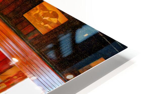 IRISH PUB 2 HD Sublimation Metal print
