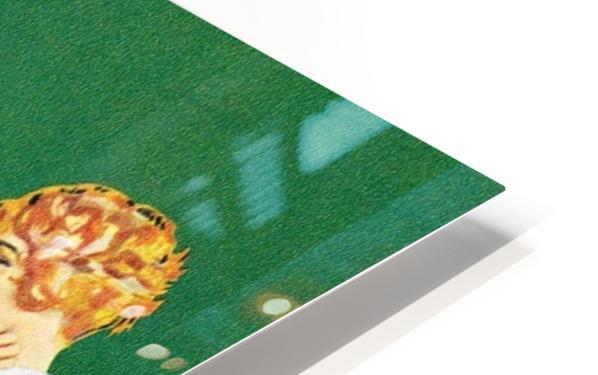 Olivetti poster HD Sublimation Metal print