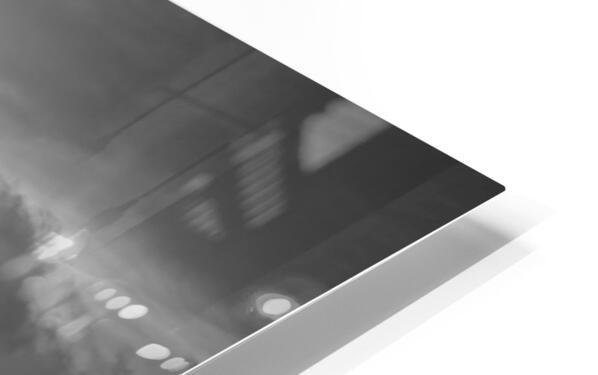 Trocadero square Impression de sublimation métal HD