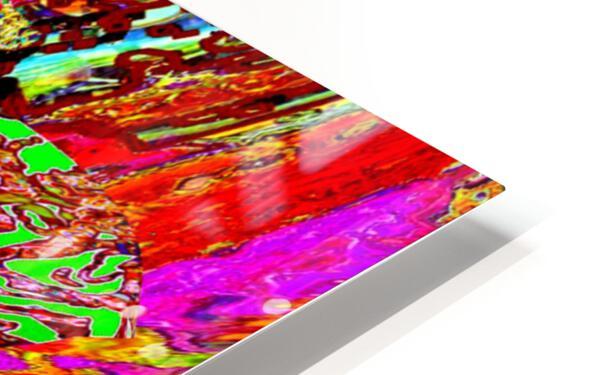 Baudi HD Sublimation Metal print