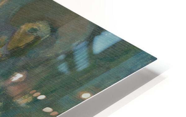 Ghost at AZ Bank Robbery HD Sublimation Metal print