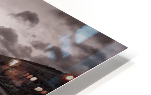 La Bloc Rocks HD Sublimation Metal print