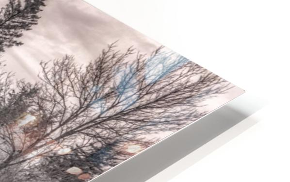 Out of Commission HD Sublimation Metal print