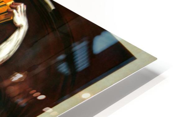 Ideal Waterman HD Sublimation Metal print