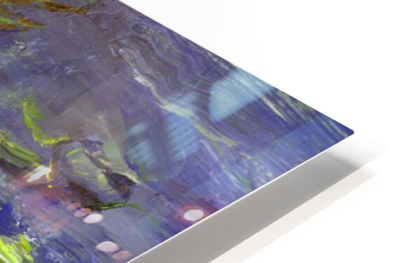 Ghost Rider-  Sage HD Sublimation Metal print