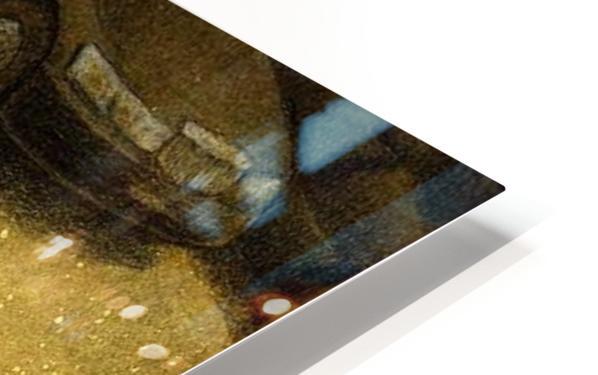 unrest HD Sublimation Metal print