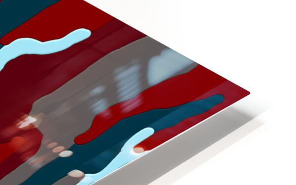 Bloodrain HD Sublimation Metal print