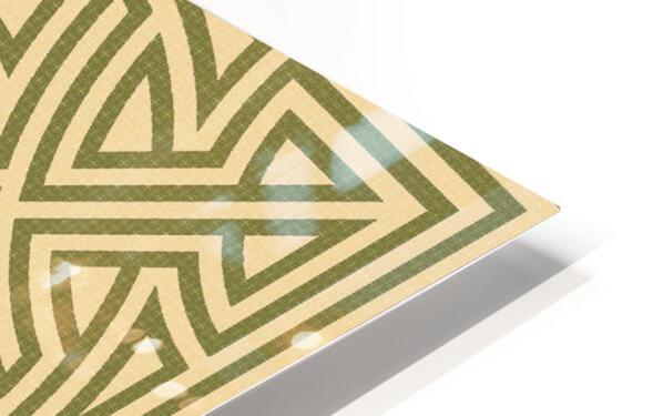 Labyrinth 6002 HD Sublimation Metal print