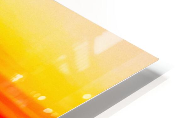 The Lifeguard  HD Sublimation Metal print