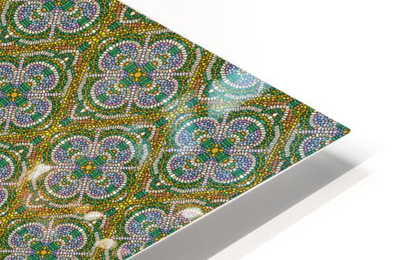 Mosaic 55 HD Sublimation Metal print