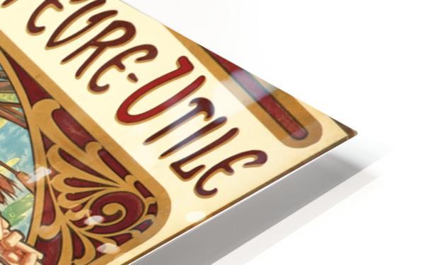 Biscuits Lefevre-Utile HD Sublimation Metal print
