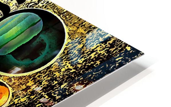 Hado Energy 1 HD Sublimation Metal print