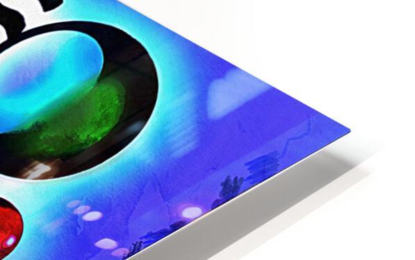 Hado Energy 7 HD Sublimation Metal print