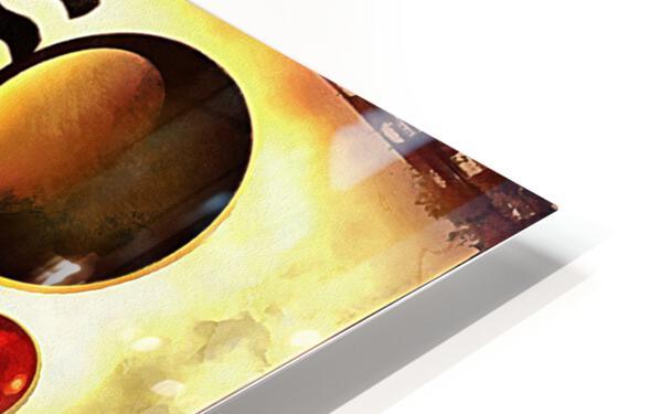 Hado Energy 9 HD Sublimation Metal print
