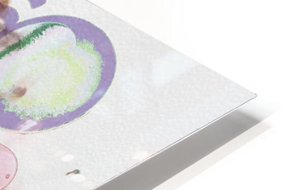 Hado Energy 18 HD Sublimation Metal print