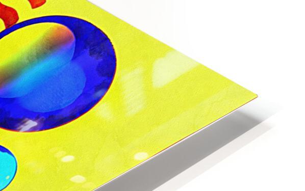 Hado Energy 8 HD Sublimation Metal print
