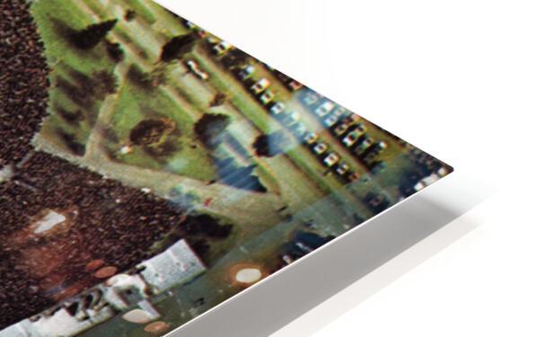 1981 Beaver Stadium Art HD Sublimation Metal print