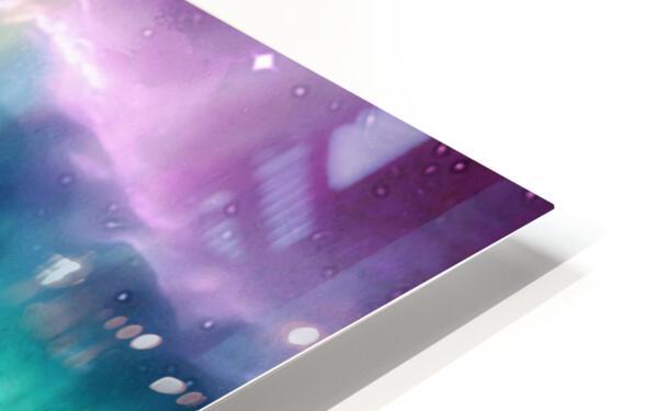 Battlemage HD Sublimation Metal print