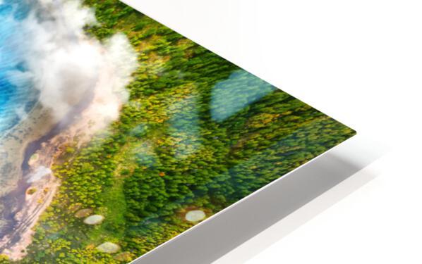 Dream Art XX Surreal Eye Lake HD Sublimation Metal print