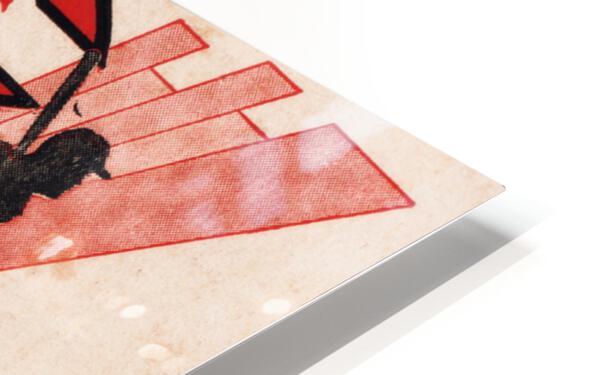 1934 Cincinnati Reds Score Book Metal Sign HD Sublimation Metal print