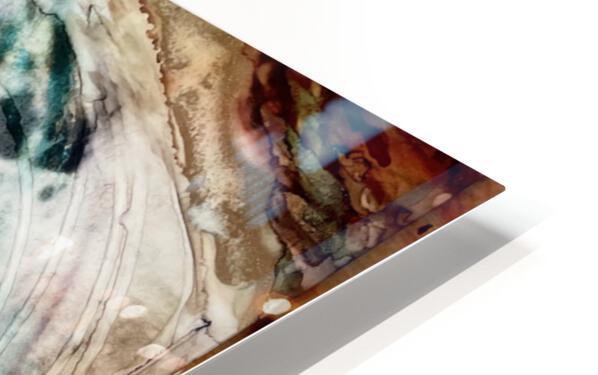 Ascension HD Sublimation Metal print