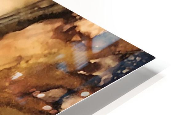 Activation  HD Sublimation Metal print