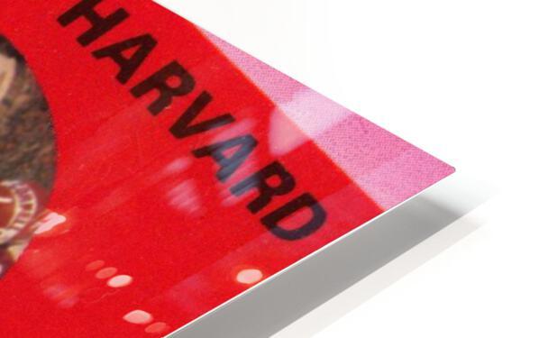 1981 Cornell Big Red vs. Harvard Crimson HD Sublimation Metal print
