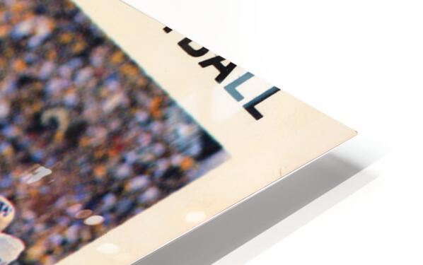1982 Washington Husky Football Poster HD Sublimation Metal print