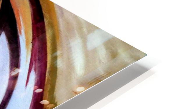 The Architectonic Autobiography HD Sublimation Metal print