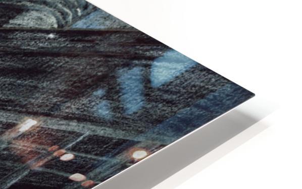 Mayo building HD Sublimation Metal print