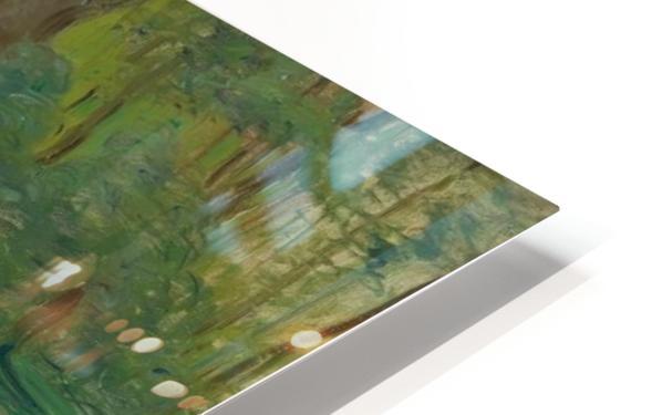 The New Lederhosen HD Sublimation Metal print