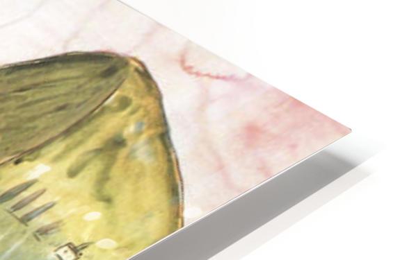 Granada by Walter Gramatte HD Sublimation Metal print