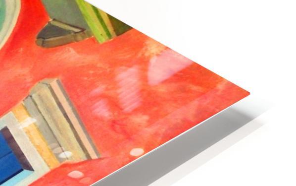 Venice Charm HD Sublimation Metal print