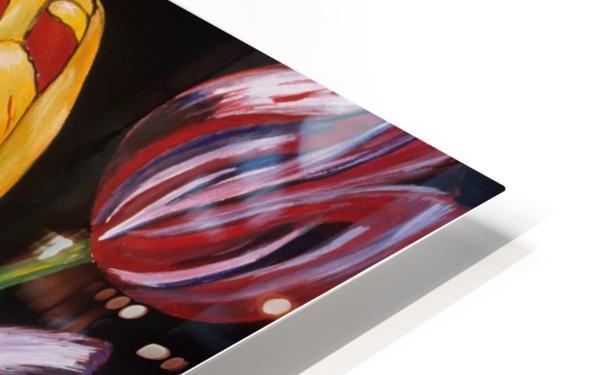 Rembrandts HD Sublimation Metal print
