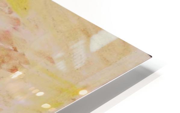 Blood HD Sublimation Metal print