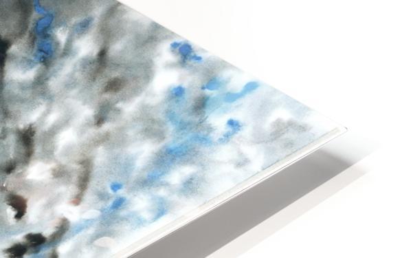 Incertitude HD Sublimation Metal print