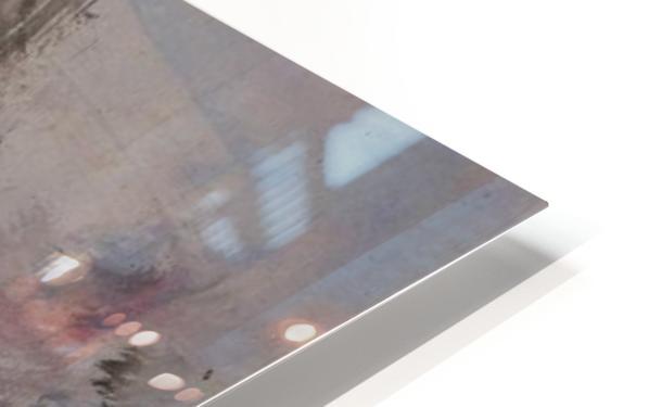 Frustration 1 HD Sublimation Metal print