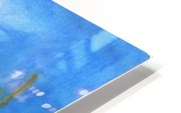 Solitude HD Sublimation Metal print