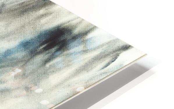 Anger 1 HD Sublimation Metal print