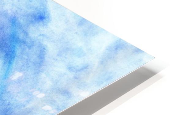 Sea HD Sublimation Metal print