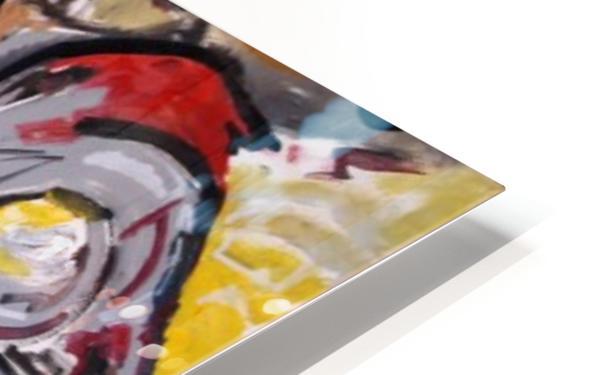 Cafarnaum HD Sublimation Metal print