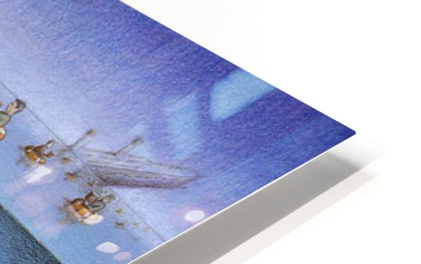 iceberg HD Sublimation Metal print