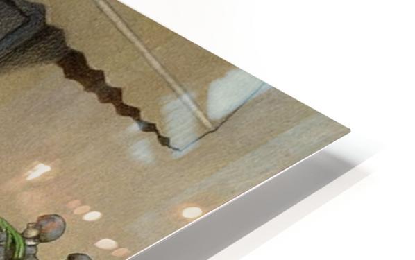 SWAT HD Sublimation Metal print