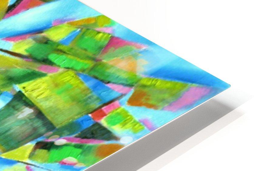 Cubistic Spring at Voorburg - 05-05-16 HD Sublimation Metal print