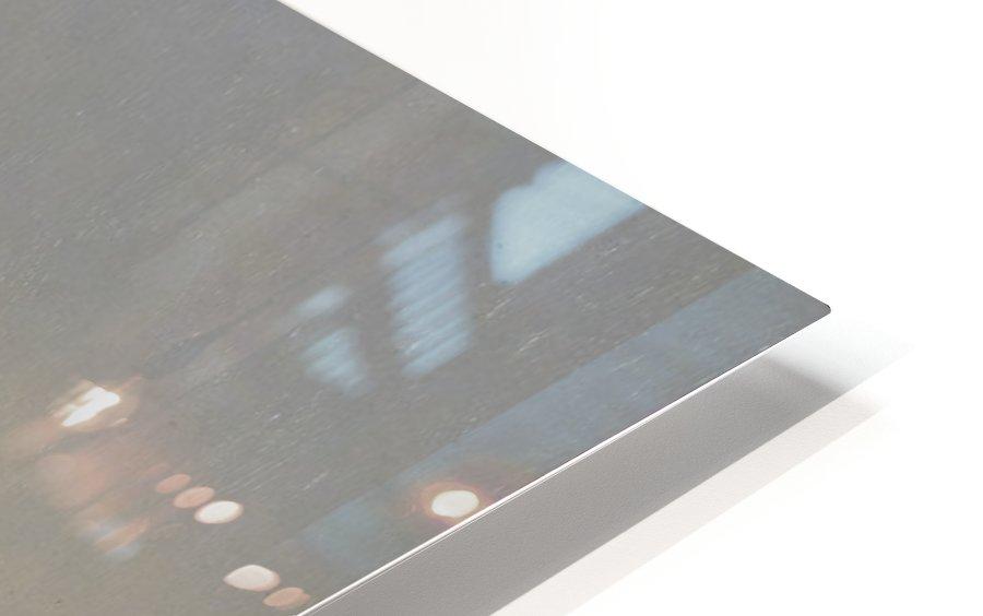 Punta della Dogana HD Sublimation Metal print