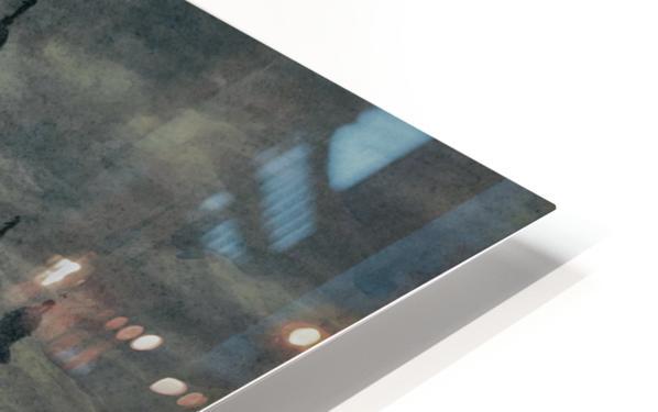 Townscape HD Sublimation Metal print