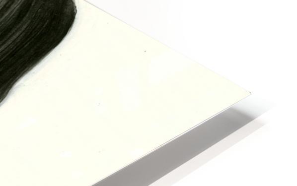 Nude - 03-06-16 HD Sublimation Metal print
