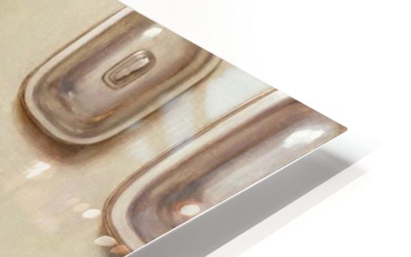 Apple Dumplings HD Sublimation Metal print